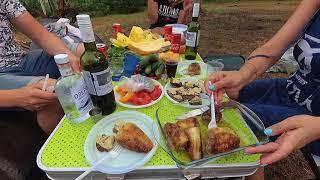 Рыбалка с отдых в марий эл кленовая гора