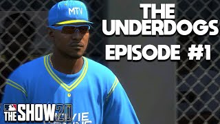 (The Underdogs) Jarrod Dyson Debut | MLB The Show 20 Diamond Dynasty