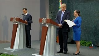 Trump DESTROYED By Mexican Prez, Who Told Him Mexico Won