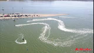 Mini-Clip Flashback | Lake Elsinore Best of West Jet Ski Race Drone