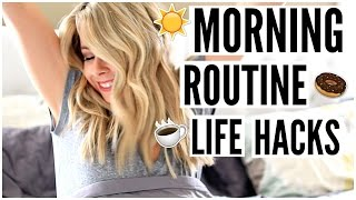 Easy Ways to Hack YOUR Morning Routine