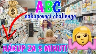 ABC NAKUPOVÁNÍ | challenge