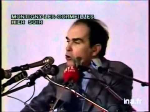 Rediff : Georges Marchais (PCF), l'immigration et l'islam
