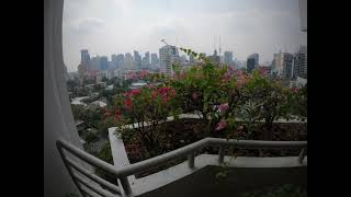 La Cascade    Large 3 Bed Condo with Open City and Green Views in Excellent Location at Ekkamai