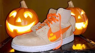 CREATING THE ULTIMATE HALLOWEEN SNEAKER! Jiedel Shoe Design Lab