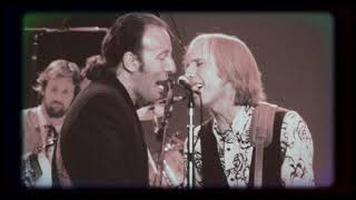 "Tom Petty with Bruce Springsteen - ""Travelin´ band/ I´m crying"""