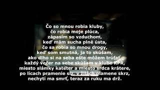 Viktor Sheen X Luisa   Cizí Sny Textlyrics (prod. Decky)