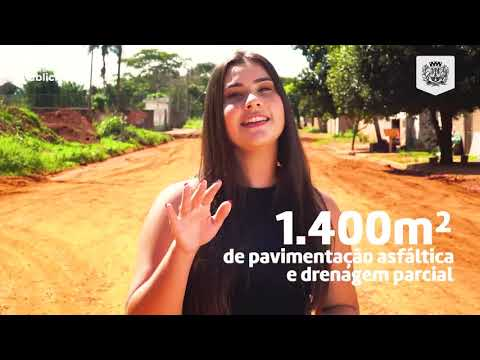 MAIOR PROJETO DE PAVIMENTAÇÃO ASFÁLTICA DA HISTÓRIA DE JUSCIMEIRA