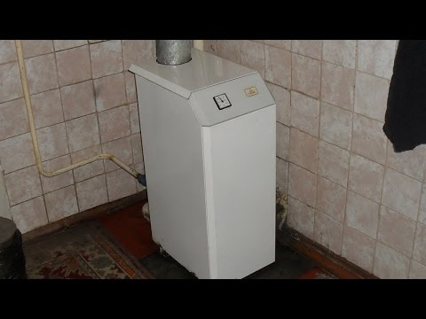 █ Чистка газового котла. Как очистить от сажи. Разборка МАЯК - 12 КС (АОГВ, АГВ всё доступно)
