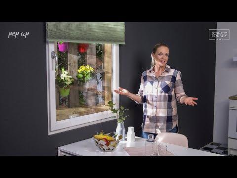 SCHÖNER WOHNEN pep up │Renovierfarbe für Fensterrahmen