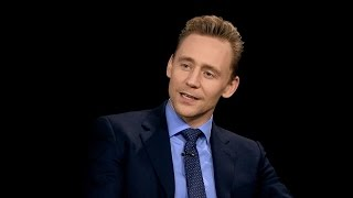 Том Хиддлстон, Tom Hiddleston, Jessica Chastain and Mia Wasikowska discuss 'Crimson Peak' on Charlie Rose