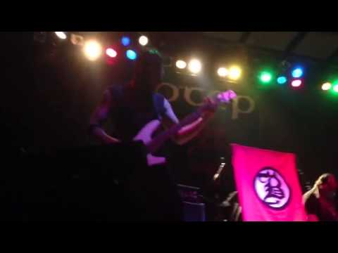 B HAAN Live with OTEP at Harpos Detroit MI 4-6-2013