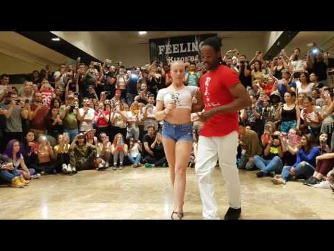 Aprenda a Dançar Kizomba com JOJO & Mickaela