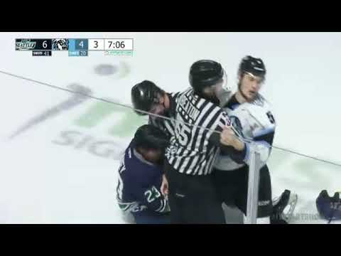 Cody Savey vs. Zachary Patrick