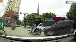 Camera ô tô 2018 - Sự ngu ngốc và tai nạn không chừa 1 ai