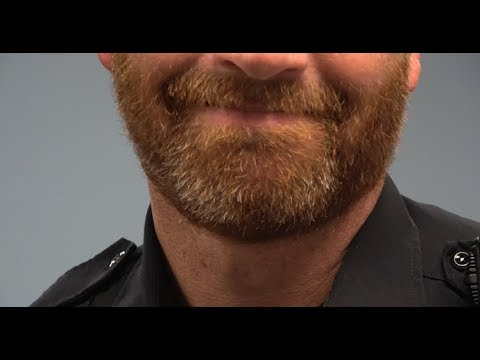 Chillicothe Police Department's No Shave November