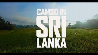 NEW CAMSO Video highlighting our product facilities in Sri lanka
