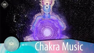 [Chakra Music] 480Hz Crown Chakra Healing - Connect to The Universe and Connect With The Source