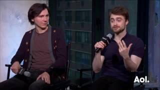 "Paul Dano and Daniel Radcliffe On ""Swiss Army Man""   BUILD Series"