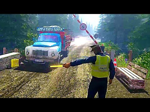 Contraband Police Gameplay Trailer