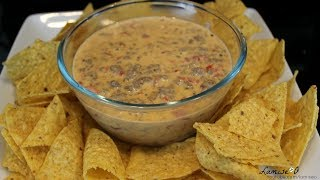 Easy Rotel Dip Recipe |  Easy Football Snack | Episode 129