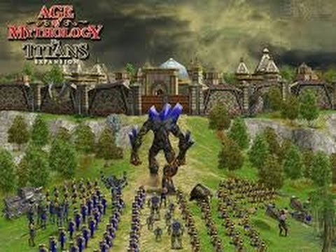 age of mythology the titans pc