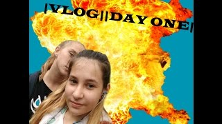 |VLOG||DAY ONE|