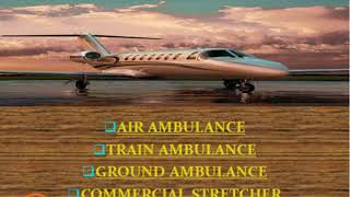 Get Global Air Ambulance from Indore at Low-Cost Range