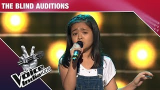 Shekinah Mukhiya Performs on Kaisi Paheli Zindagani | The Voice India Kids | Episode 6