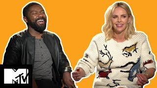 Gringo | Funniest Moments | BEHIND THE SCENES | MTV Movies