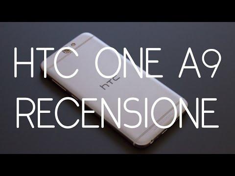Recensione HTC One A9