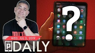 Samsung Galaxy Fold is Ready - Sort Of?