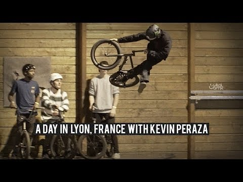 A Day in Lyon, France with Kevin Peraza