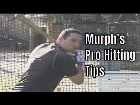 SNY.tv - Mets 3B Daniel Murphy gives Hitting Lesson