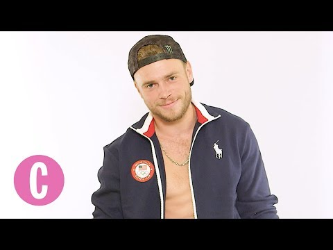 10 Team USA Hotties Get Half-Naked and Roll Out Gold Medal-Worthy Pick-Up Lines   Cosmopolitan