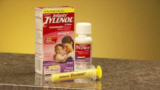 How To Use Infants' TYLENOL® SimpleMeasure™