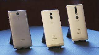 Lenovo's Phab2 Pro: the first phone with Google Tango