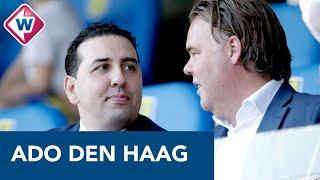 Nieuwe ADO-directeur snapt frustraties van Fons Groenendijk en Jeffrey van As - OMROEP WEST SPORT