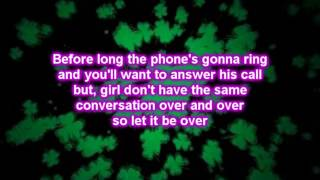 Chuck Wicks - The Easy Part (Lyrics)