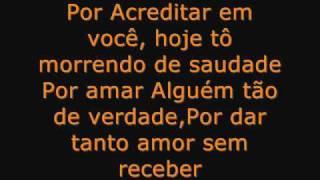 PINGOS BAIXAR PENSANDO TURMA EM VOC AMOR DO PAGODE DE