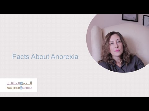 Facts About Anorexia