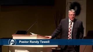 Randy Tewell: Staying in the Love of God