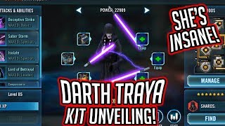 SWGOH SITH RAID PHASE 4 NIHILUS BEATDOWN USING JTR RESISTANCE WITH