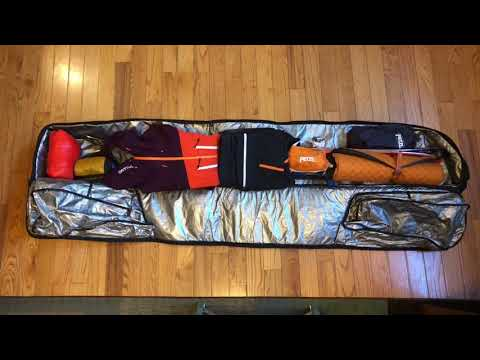 Dakine Fall Line Ski Roller Bag