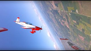 Formation Aerobatics with Phillips 66 Aerostars!