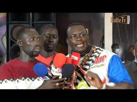 Face-à-face bou tangu Dieur entre Saafy de Thiès et Ousmane Gandigal...