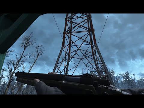 История Уэйна Горски и Хижины Горски | История Мира Fallout 4 Лор