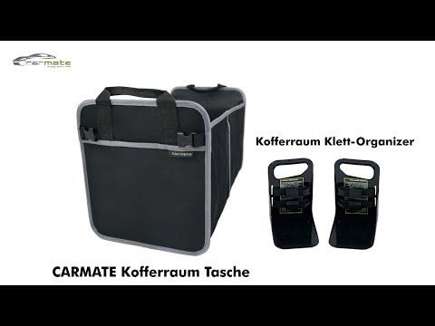 CARMATE Kofferraumtasche Kofferraum Organizer Premium