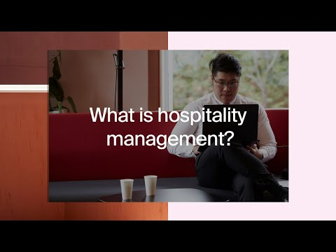 What is hospitality management? How to choose the right university ...