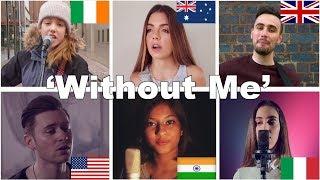 Who Sang It Better: Without Me (Ireland, UK, Italy, India, Australia, USA)